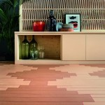 Floor: Sand & Blush with contrast grout