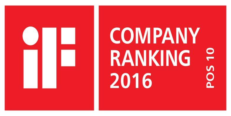 Hansgrohe_iF Ranking 2016_Logo_web